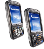 intermec cn50 mobile data collection device 63